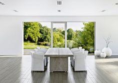 Homeplaza - Offen und hell: neues Fenstersystem für maximalen Durchblick - Rahmenlose Aussichten