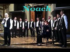 Еврейские песни - вокальный ансамбль Noach