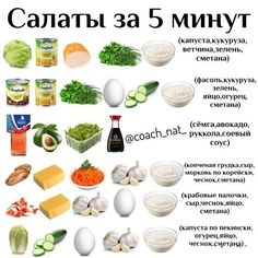 The American Dietetic Association Complete Food and Nutrition Guide has been created for you as a practical, up-to-date resource for healthful eating. Good Food, Yummy Food, Cooking Recipes, Healthy Recipes, Healthy Meals, Russian Recipes, Proper Nutrition, Seafood Dishes, Tasty Dishes