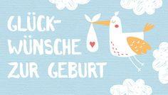 Babygrußkarten – 10 schöne Sprüche zum Teilen und Verschicken