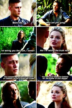 This is honestly the first one of Once Upon a Time and Once Upon a Time in Wonderland parallels.