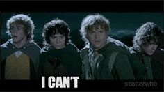 Realizing that The Battle of the Five Armies comes out tomorrow
