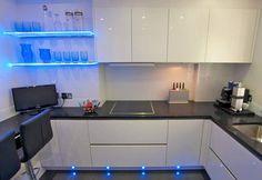 Accent Lighting   Three Types Of Lighting Every Kitchen Needs