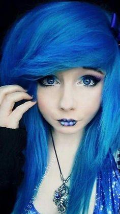 Scene Girls, Emo Scene, Scene Hair, Cute Emo Girls, Pretty Girls, Emo Hair, Emo Goth, Alternative Girls, Gothic Lolita