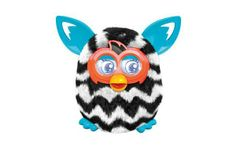 Black White Zig Zag Furby Boom Electronic Plush Toy Figure Hasbro 2013 for sale online Furby Boom, Interactive Toys, Top Toys, Holiday Gift Guide, Holiday Gifts, Doll Accessories, Zig Zag, Gifts For Kids, Fun Gifts