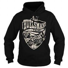 I Love Its a HUELSMAN Thing (Dragon) - Last Name, Surname T-Shirt Shirts & Tees
