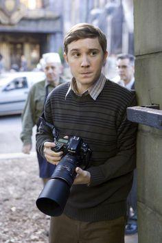 Sam Huntington as Jimmy Olsen in Warner Bros.' Superman Returns
