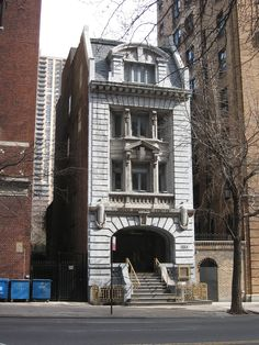 Erlanger House, 1904 Beaux-Arts, Upper West Side, NYC by New York Big Apple Images