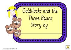 Bed Frames Goldilocks Three Bears