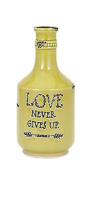 2016 Imax Jaymes Scripture Vase, Fixer Upper decor, Farmhouse style 13317