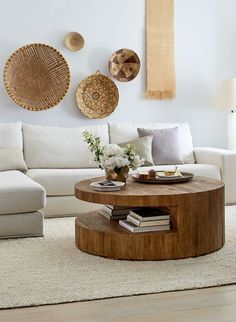 Check out this A light and airy neutral living room with modern and organic-inspired interior design. The post A light and airy neutral living room with modern and organic-inspired interior d… appeared first on Cazoz Diy Home Decor . Table Furniture, Living Room Furniture, Living Room Decor, Furniture Design, Cheap Furniture, Chair Design, Furniture Ideas, Living Rooms, Design Table