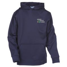 Give your logo a younger look with promotional youth sweatshirts!