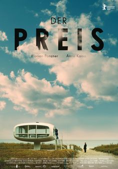 "Poster for the film ""Der Preis"" directed by Elke Hauck commissioned by Schiwago Film."