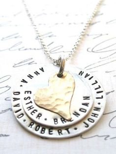 My Whole Heart Necklace