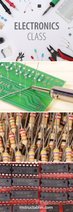 It might seem intimidating, but learning electronics is fun and easy.