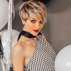 40+ New Pixie Haircuts Ideas in 2018 – 2019 - short-hairstyles -