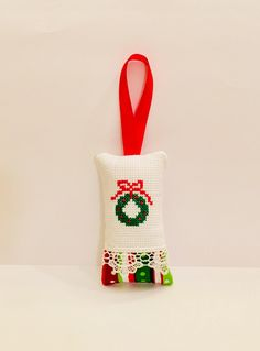 A personal favorite from my Etsy shop https://www.etsy.com/listing/567848460/christmas-tree-decoration-christmas