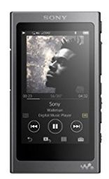 Sony Walkman - Digital Music Player with Hi-Res Audio Mp3 Player, Snowboard Goggles, Charcoal Black, Sony, Application Design, Consoles, Gadgets, Traveling, Audio