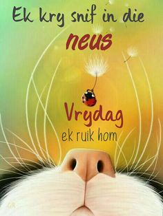 Almost Friday, Afrikaanse Quotes, Goeie Nag, Goeie More, Good Morning Quotes, Quote Of The Day, Me Quotes, Funny, Grateful Heart
