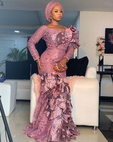 TOP ANKARA WEDDING FASHION DRESSES 2020 NEW IDEAS - Chicute
