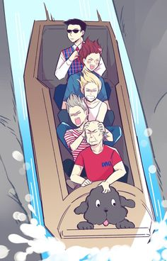 """The only question is """"where's Yuuri???"""""""
