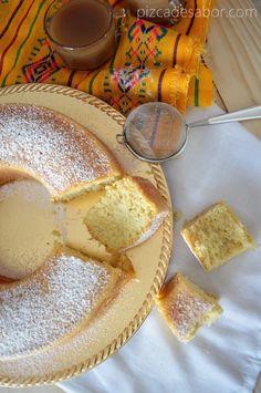 Pan de elote (sin gluten) www.pizcadesabor.com
