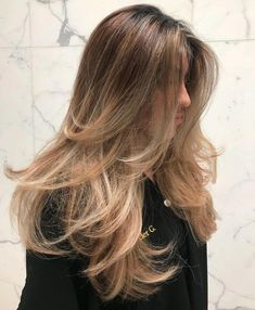 80 Cute Layered Hairstyles and Cuts for Long Hair - Minimal Layers for Long Straight Hair Informations About 80 Cute Layered Hair - Long Layered Haircuts, Layered Hairstyles, Long Straight Layered Hair, Long Hair Short Layers, Black Hairstyles, Pretty Hairstyles, Simple Hairstyles, Hairstyles 2016, Long Layer Hair