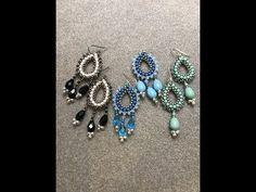 (13) Summer Solstice Earrings - YouTube