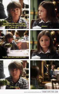 DON'T KNOW WHERE THIS IS FROM BUT IT'S THE CUTEST THING EVER like a boss, aww, pick up lines, funni, movi, quot, little boys, kid, thing