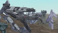 Image result for halo forerunner architecture