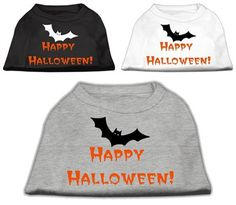 Happy Halloween Dog Shirt // The Pooch Store