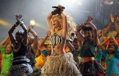 Relembre a Participação de Shakira na Abertura da Copa de 2010 http://evpo.st/1nzgtGO