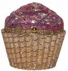 "The Cupcake Purse by Judith Leiber from ""The Museum of Bags and Purses"" <3 How cool is this purse! <3  Lily from Sex in the City was carrying this in the first film to Carries wedding"