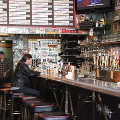 The Best Beer Bars in San Francisco