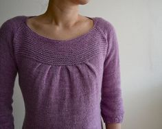 Ravelry: roko's Folded in Lilac