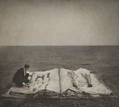 Book of Life ParkeHarrison ~ETS #book #surrealism #photography