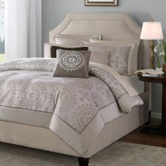 Madison Park Sausalito 6-piece Duvet Cover Set - Overstock™ Shopping - Great Deals on Madison Park Duvet Covers