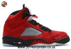 Buy Raging Bull Pack-Varsity Red / Black Air Jordan 5 (V) Discount