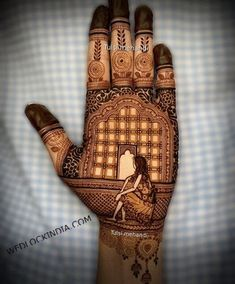 Looking for special mehndi designs for Eid Festival? Here's the collection of latest Eid Mehendi Designs to Celebrate Ramzan Festival in Pakistani Mehndi Designs, Mehndi Designs Feet, Back Hand Mehndi Designs, Latest Bridal Mehndi Designs, Mehndi Designs Book, Stylish Mehndi Designs, Mehndi Designs For Beginners, Mehndi Designs For Girls, Mehndi Design Photos