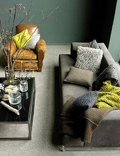 Knit_Interior_Inspiration by renee-marie, via Flickr