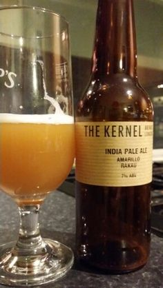 The Kernel Brewery India Pale Ale Amarillo Rakau #craftbeer #realale #ale #beer…