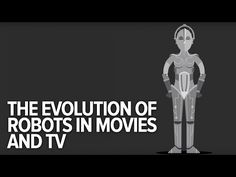Robots are fascinating. This video—using the amazing Scot Park's illustrations—shows the evolution of these amazing synthetic characters in movies and TV. (c...