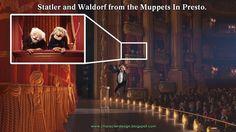 Statler And Waldorf Are Hidden In A Pixar Short