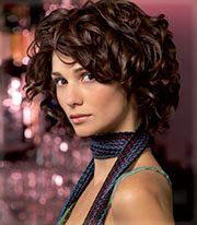 great short permed  hair   hairstyles for teenage girls 2013 - haircuts for teenage girls 2013