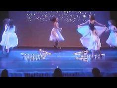 The Snowflake Broadswords- Highland Dance Choreography - YouTube
