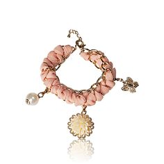 Metallic Charm Bracelet - NEW ! Limited Edition - Accessories - Shop for Oriflame Sweden - Oriflame cosmetics –UK & ROI - Metallic Charm Bracelet 26869  orinet/limited edition