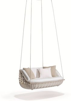 Best Outdoor Furniture, Cool Furniture, Living Room Furniture, Modern Furniture, Furniture Design, Wicker Furniture, Furniture Makeover, Home Swing, Porch Swing