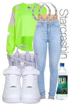 """""""Light Bright"""" by starcrashin on Polyvore featuring The Ragged Priest, 3.1 Phillip Lim and NIKE"""