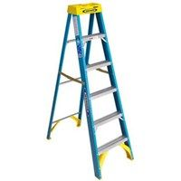 Werner 6000 Stepladder - 250 lbs. Load Capacity | Jobsite Supply - San Diego