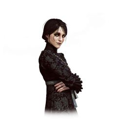 "Iris von Everec (née Bilewitz) is Olgierd's wife and a talented painter. Iris was the beautiful wife of Olgierd von Everec. She chose to marry him despite her family's concern of him being a ""bandit thug"". Slowly their marriage declined, and Olgierd distanced himself more and more from his wife. When she wanted to divorce Olgierd, he lost his temper and accidentally killed her father, forever quenching any feelings she had for him."